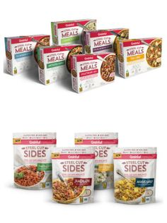 Grainful Steel Cut Meals and Sides Giveaway
