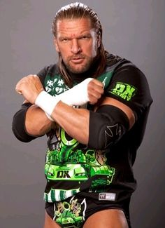 The game, the king of kings, triple h! Another childhood fave!