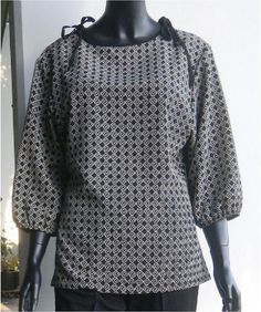 WRAP AROUND Shoulder Top Post Shoulder Surgery / by DressWithEase, $46.00