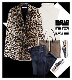 """""""Lighten Up"""" by musicfriend1 ❤ liked on Polyvore featuring Theory, Altuzarra, Clare V., 7 For All Mankind and Dolce&Gabbana"""