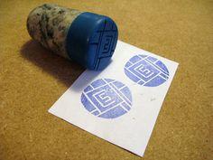 Using Sugru to make a Japanese Hanko Signature Stamp. DIY