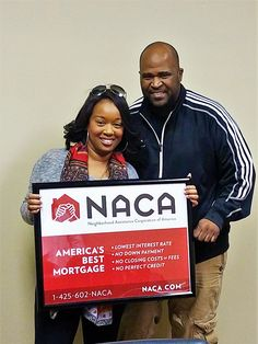 "Ms. McDowell in #Jacksonville: ""An amazing deal on my home which is a new construction with a 1.256% APR interest rate. I am so glad I went through the NACA program."" Saving almost $300 per month too! #AmericanDream #NACAPurchase"