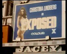 Jacey Leicester Square circa 1972