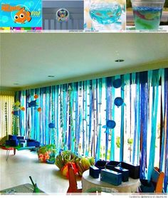 Under the Sea Theme Party by CLIPZINE