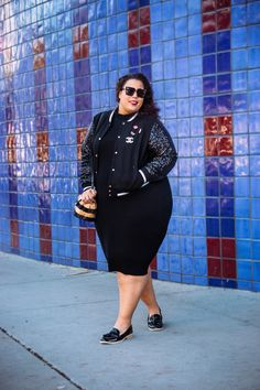 GarnerStyle | The Curvy Girl Guide: 3 Jackets You Need In Your Closet Right Now