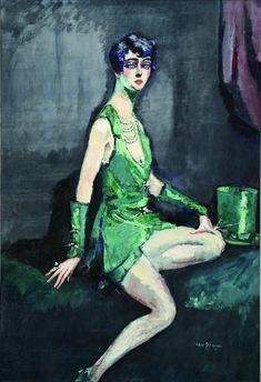 "By Kees Van Dongen 1920 ""l'Ecuyère"". Henri Matisse, Art Fauvisme, Ernst Ludwig Kirchner, Raoul Dufy, Great Works Of Art, Van Gogh Museum, Photocollage, Harlem Renaissance, Dutch Painters"