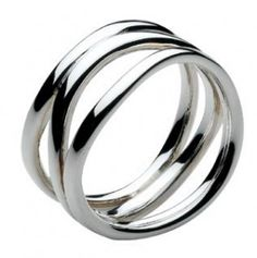 silver ring ~ love this!