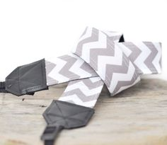 This looks too easy. Im making this sometime within a month.  Camera Strap Grey and White Chevron by RhyahPapaya