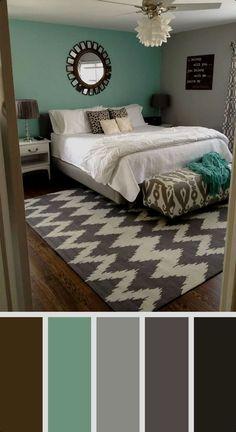 Creative ways to living room color design ideas 44 Best Bedroom Colors, Bedroom Color Schemes, Colors For Bedrooms, Room Color Ideas Bedroom, Calming Bedroom Colors, Paint Ideas For Bedroom, House Color Schemes Interior, Small Bedroom Paint Colors, Next Bedroom