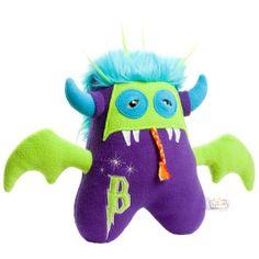 Beasty Buddies BUMBLEZOR Plush Monster
