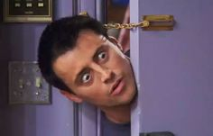 Which Guy From Friends is your soulmate? I got Joey Tribbiani!