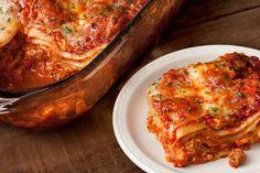 Turkey Sausage Lasagna More