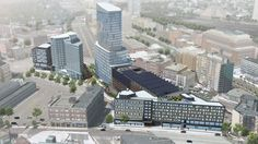 The five-building complex in the Kenmore Square area has been on the drawing board for eons. Construction could now commence really soon on a 313-unit apartment phase. As for the part that would go over the Mass. Pike, that could still take a while.