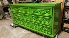 SOLD Painted Dresser Painted Furniture