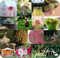 love the tale of a Midsummer Night's Dream.....love, confusion, magic, lust (giggle), fairies, 'magic potions', donkeys, kings, queens, woodlands, waking up and thinking it was all a dream.....it definitely has the elements of a wild and crazy party!