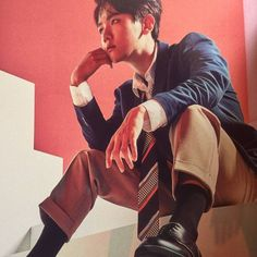 180130 #Baekhyun #Exo for Countdown Japan 1st Album Photobook DVD ver .