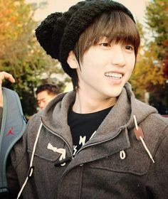 sandeul (too cute ><)
