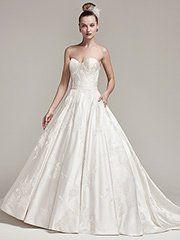 Essex Wedding Dress by Sottero and Midgley|Alt1