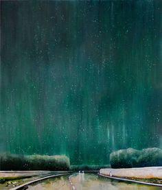 Starry night - Oksana Reznik