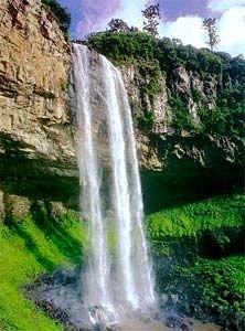 Parque do Caracol, Rio Grande do Sul, Brazil.