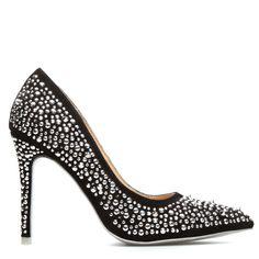 Shoedazzle black Pumps   ShoeDazzle! Style. Personalized.