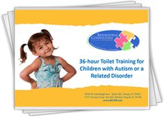 ABA therapy potty training method - free download!