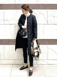 Japanese Minimalist Fashion, Japanese Fashion, Korean Fashion, Mom Outfits, Fall Outfits, Fashion Outfits, Womens Fashion, Women Church Suits, Autumn Street Style