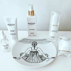 April Malmsteen everyday cosmetics | Medusa Cosmetics