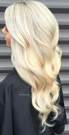 Light blonde Learn How To Grow Luscious Long Sexy Hair…