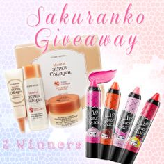Win #Beauty goodies ^_^ http://www.pintalabios.info/en/fashion_giveaways/view/en/2349 #International #MakeUp #bbloggers #Giweaway