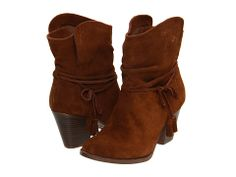 MIA Dani Rust Suede - Just picked up at the Rack for $60...