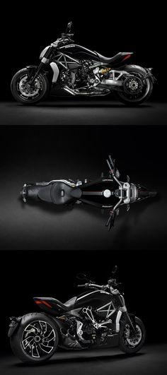 """Ducati XDiavel won """"Good Design Award 2016"""""""