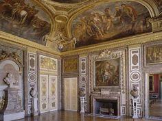 Chateau de Versailles - Salon de Diane -