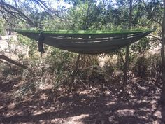ApocalypseEquipped: Review: Sierra Madre - Pares hammock