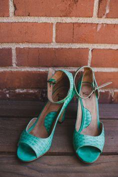 The perfect something blue shoes! {Ahava Studios}