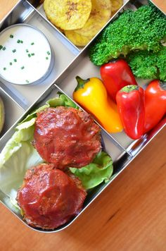 Paleo Lunchboxes 2015 (Part 2) + Paleo Ranch Dressing Recipe by Michelle Tam http://nomnompaleo.com