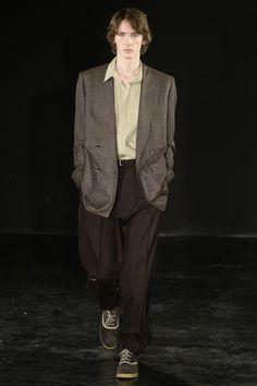 E. Tautz Fall 2017 Menswear Collection Photos - Vogue