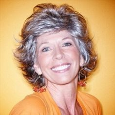 You may be entering your 50's, 60's or 70's kicking and screaming but it doesn't mean you can't look fabulous doing it. Here are some of the best hairstyles for women over 50. I have included some short and medium hairstyles and a few fashion tips...