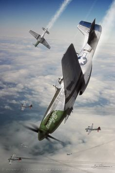 chris9076:  P-51 Mustang - 'Daddy's Girl' nose art   My Blogs: Beautiful WarbirdsFull AfterburnerThe Test PilotsP-38 LightningNasa HistoryScience Fiction WorldFantasy Literature & Art