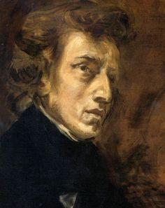 Delacroix, Chopin