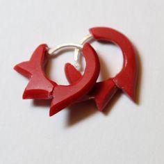 fireshield earrings...want these...