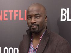 Mike Colter, Red Carpet, Hot Guys
