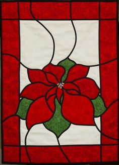 Hey Everyone, welcome back to Story Time Monday. Since it is the season of the poinsettia I thought this quilt would be quite appropriate to share with you. Christmas Pointsettia is one of Ruth Bla...