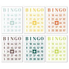 Pretty Little Studio Bingo Cake, Free Bingo Cards, Kalyan Tips, Bingo Board, Cute Couple Art, Printables, Printable Templates, School Projects, Girl Scouts