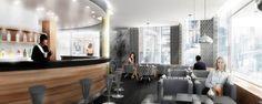 #bar #hotel #hotelVoroněž #Brno #interierbar