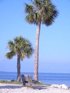Sunset Beach, Tarpon Springs, Florida
