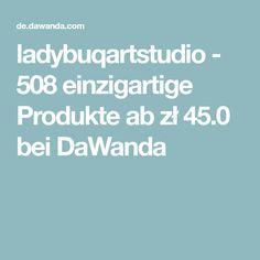 ladybuqartstudio - 508 einzigartige Produkte ab zł 45.0 bei DaWanda