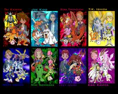 Can't wait for the return of all these characters in 2015. New adventure series here we come