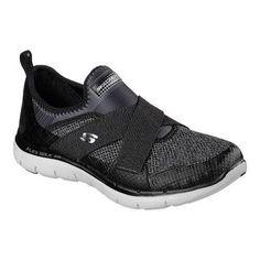 Women's Skechers Flex Appeal .0 New Image Walking Shoe Hot Pink/