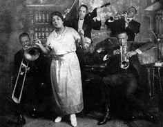 Mamie Smith, 1921